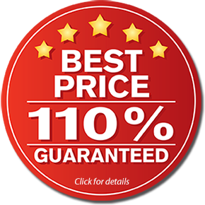110% Best Price Guarantee
